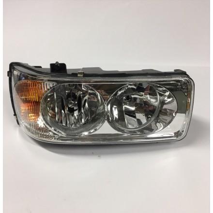 Man Headlamp + Foglamp R/H 81.25113.6022