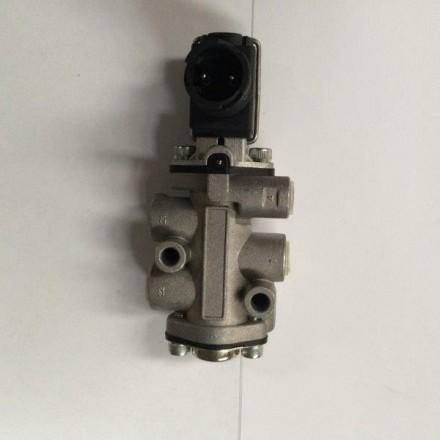 Splitter valve