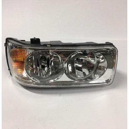 Man Headlamp + Foglamp L/H