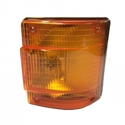 Man Flasher Lamp (Steel Bumper)